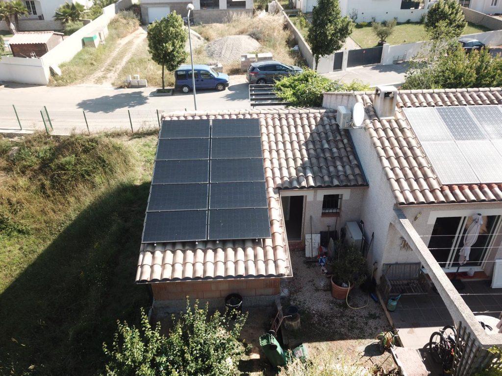 Panneaux Photovoltaïques dans le Gard