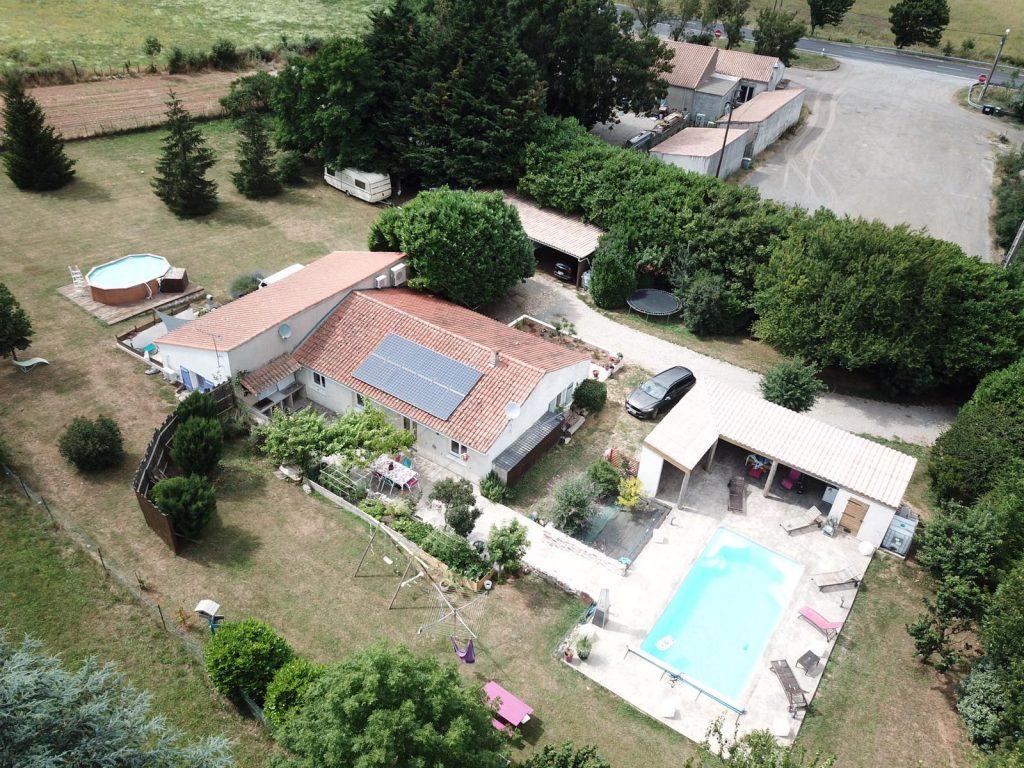 Maison individuelle sur Béziers
