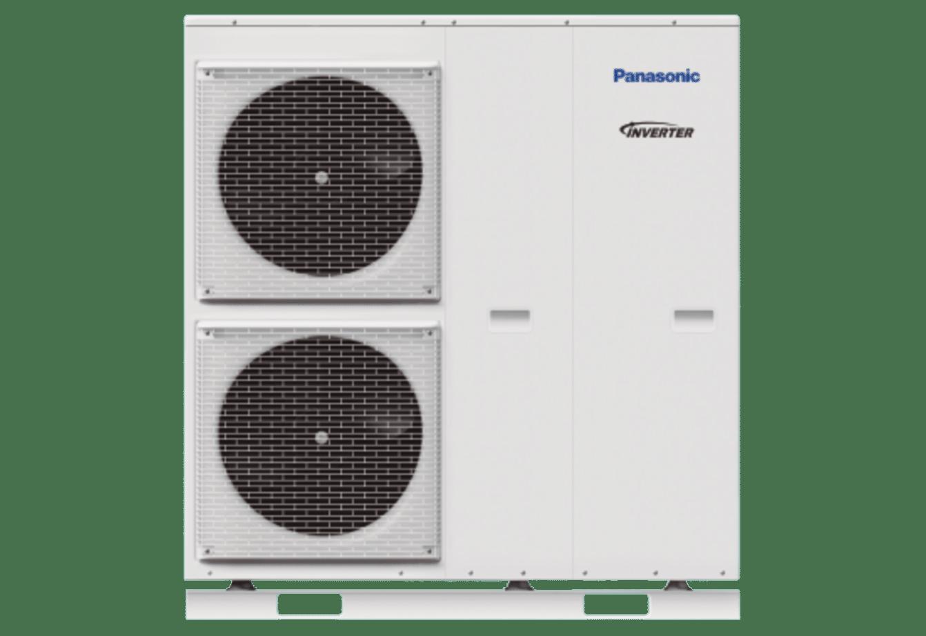 PANASONIC - Aquarea T-CAP monobloc mono/triphasé