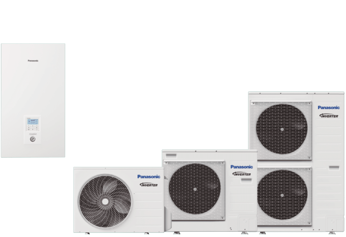 PANASONIC - Aquarea HP Bi-bloc monophasé