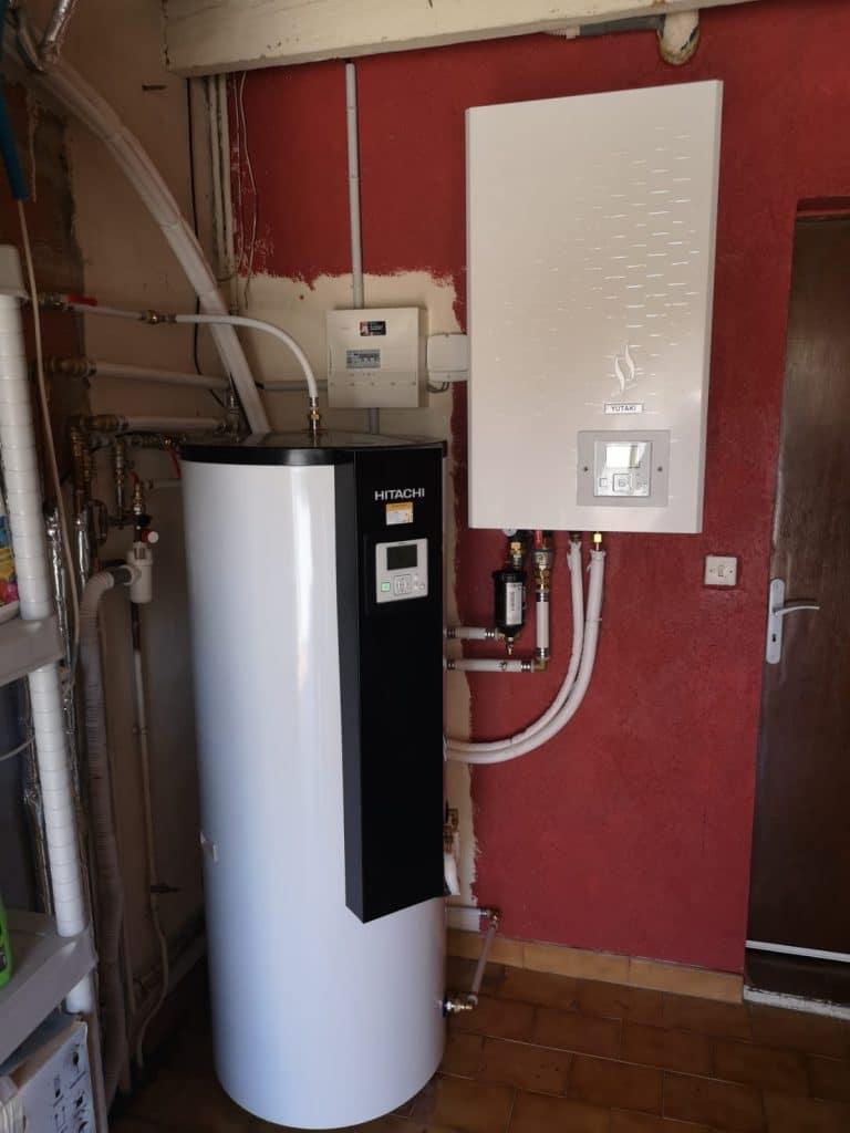 Chauffe-eau thermodynamique et PAC   Aude