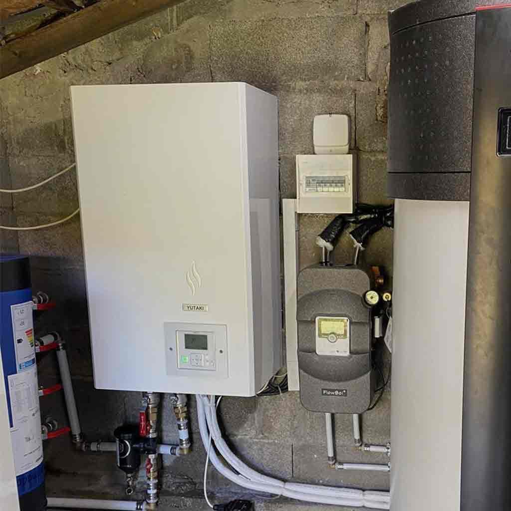 Pompe à chaleur air/eau | Installation dans l'Hérault